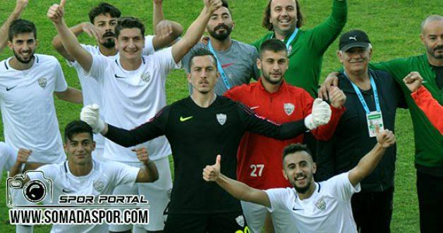 Diyarbekirspor 1-2 Somaspor