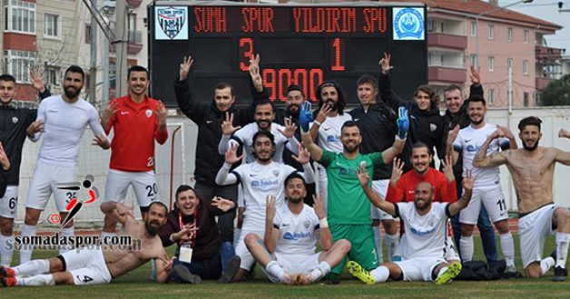 Somaspor 3-1 Yıldırım Belediyespor