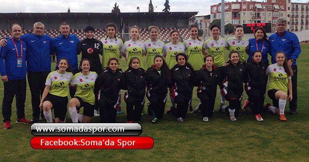 TFF 3.Lig 16 Grubun En Büyüğü Soma Zaferspor Oldu.
