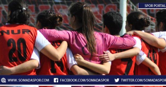 Kadınlar 3.Lig: Şehzadeler 8 Eylülspor 0-6 Eskişehir Öncüspor