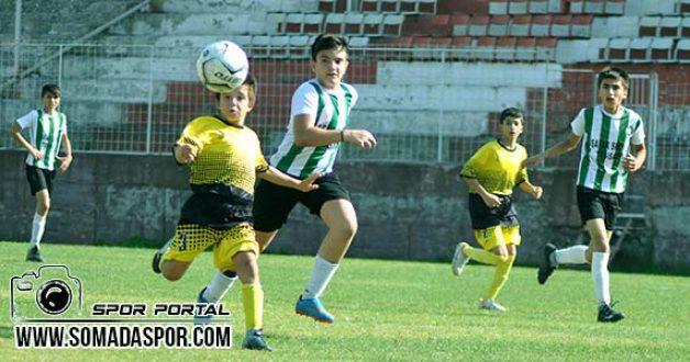 U-14 Ligi: Turgutalp Gençlikspor 3-2 Karaelmasspor