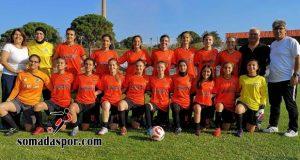 Zaferspor 2-3 Konak Belediyespor