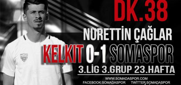 Kelkit Bld.Spor 0-1 Somaspor