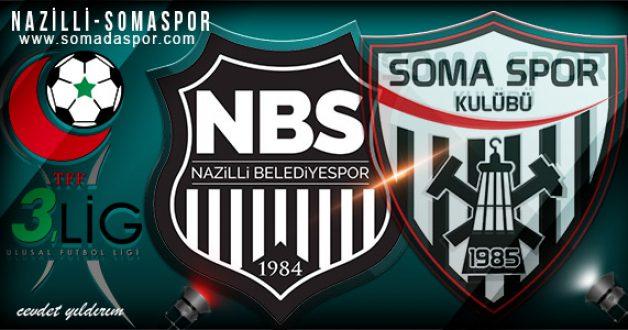 Nazilli Bld.Spor-Somaspor Maç Önü..