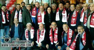 Manisa'lı Saha Komiserleri, Turgutlu'da Toplandı.