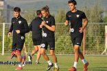 Somaspor'da Genç Oyuncular Kural Gereği