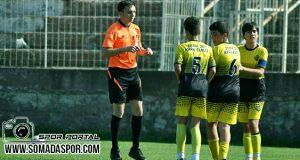 U-14 Ligi: Karaelmasspor 1-7 Akhisar Yıldırımspor