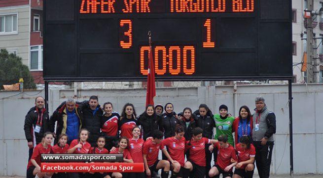 Zaferspor-Turgutlu Belediyespor