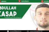 Abdullah Kasap Somaspor'da