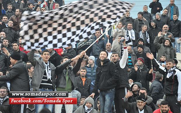 Somaspor 4-0 Kırkağaç Acaridman