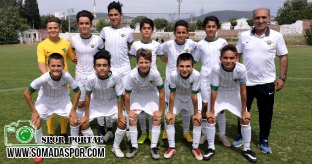 Manisa U-13 Ligi: 2.Hafta Maç Sonuçları, Puan Durumu ve 3.Hafta Maçları