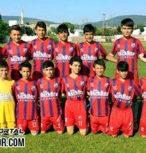Manisa U-13 Ligi: 8.Hafta Maç Sonuçları, Puan Durumu ve 9.Hafta Maçları