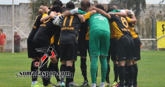 Alaşehir Belediyespor Bu Lige Çok Fazla:2-0