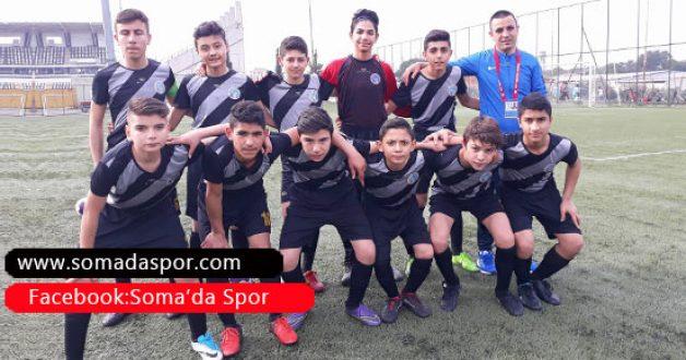U-14 Play-Off A-Grubunda Alaşehir Bld.Spor Şampi..!