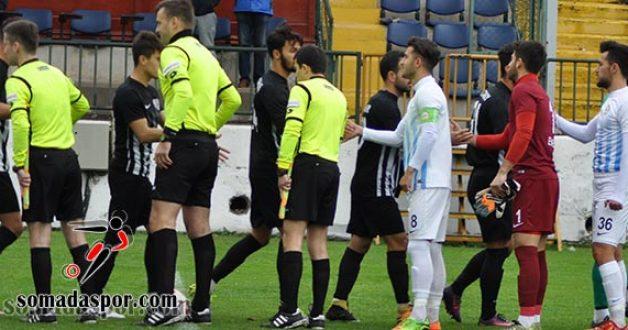 Burhaniye Belediyespor Maçının Hakemleri Belli Oldu.