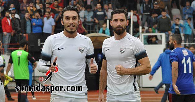 """Somaspor'da Üzeyir ve Atalay, """"Ödemişspor Maçına Odaklandık"""""""