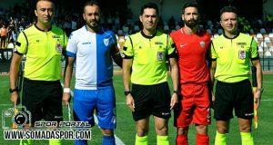Somaspor un Yalovaspor Maçını Aytaç Geçgel Yönetecek
