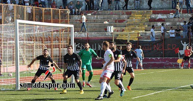 Yıldırım Belediyespor 2-1 Somaspor