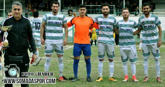 Soma'lı Teknik Adam Ve Futbolcular, Ortak Duyguyu Yaşadılar