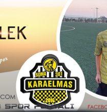 Karaelmasspor Kulübü, 1 Sporcusunu Daha Profosyonel Takıma Gönderdi.