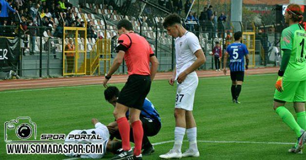 Nevşehir Bld.Spor-Somaspor Maçının Hakemleri Açıklandı