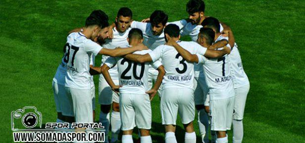 Bayrampaşaspor-Somaspor Maç Önü..