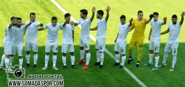 Bayrampaşaspor 1-0 Somaspor