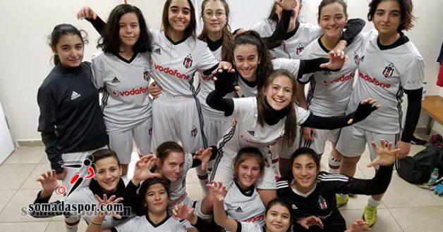 Zaferspor'un Rakibi Beşiktaş Oldu.