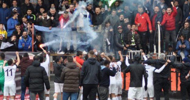 Burhaniye Belediyespor 0- 2 Somaspor