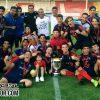 U-16'larda Türkiye Şampiyonu Bursa Arabayatağı Oldu