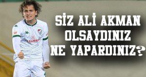Bursaspor ve Ali Akman Gerçeği?