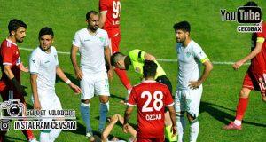 Çarşambaspor 3-3 Somaspor