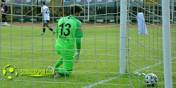 Çatalcaspor 0-2 Somaspor