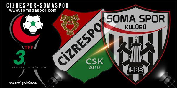 Cizrespor-Somaspor Maç Önü