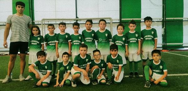 Cenkyeri Spor Futbol Okulu