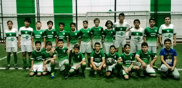 Cenkyeri Spor Yaz Futbol Okulu