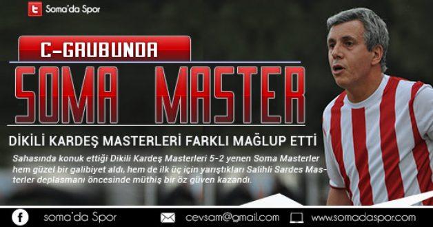 Soma Masterler Dikili Masterleri Eli Boş Gönderdi!..