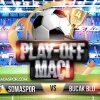 Somaspor'un Play-Off Oynayacağı Stad Belli Oldu.