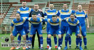 Soma Kaymakamlık Futbol Turnuvası (VİDEO)