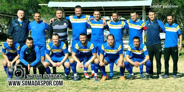 soma kaymakamlık futbol turnuvası