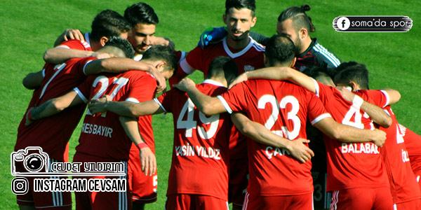 Erbaaspor Kaçtı Somaspor Kovaladı:2-2