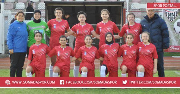 Soma Zaferspor 1-1 Eskişehir Öncüspor