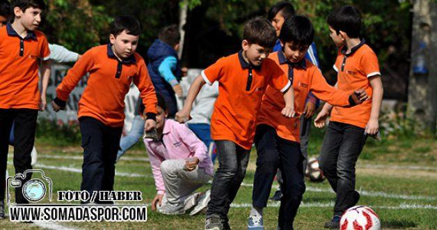 Futbolun En Keyifli Olduğu Yer..