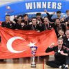 Futsal U-19 Milli Takımı, Şampiyon Oldu