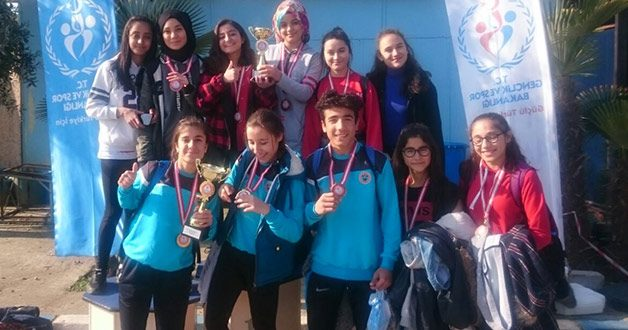 Soma Fatih Mesleki ve Teknik Anadolu Lisesi İl Şampiyonu Oldu.