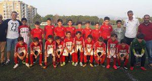 Manisa U-11 Futbol  Karşılaşmaları Başladı.