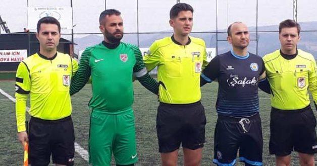 Gördes Güneşlispor,Sarıgöl Bld.Spor'u Ateşe Attı!