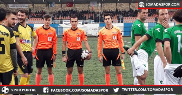 Gördes Belediyespor 1-0 Saruhanlı Belediyespor