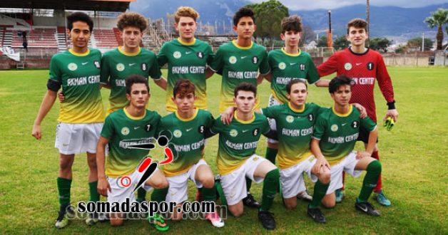 U-17 Ligi:Somaspor 3-4 Gördesspor