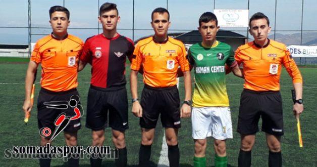 U-16 Ligi: Gördesspor 0-4 Soma Zaferspor